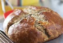 recipes to try...breads / by Mary Clark Guillory