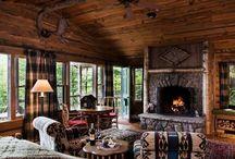 Log Cabin / Love