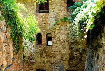 Italienske byer / Byer vi endnu ikke har besøgt, men som er oplagte