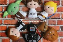 Felted Star Wars