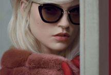 Miu Miu sunglasses. ( Okulary przeciwsłoneczne Miu Miu )