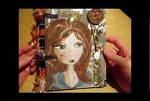 Book binding/journal making