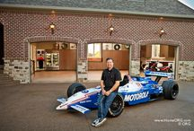 Michael Andretti's Garage Makeover / by The Stow Company