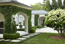 The perfect Garden design / Green thumb