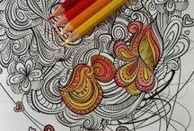 Раскраски антистресс