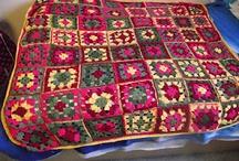 Crochet Bits / by Beth Power