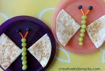 kreatív ételek