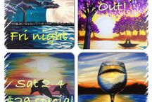 Let's Wine and Paint