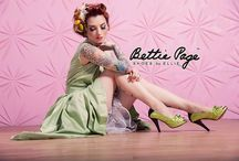 Bettie Paige Shoes by Ellie