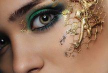 Dorado y Verde