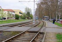 Debreceni Közlekedési Vállalat (DKV) - Haltestellen / Sie sehen hier eine Auswahl meiner Fotos, mehr davon finden Sie auf meiner Internetseite www.europa-fotografiert.de.