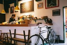Ideas for coffee shop