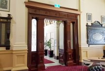 Heritage Joinery by ALLKIND / Traditional, heritage style timber joinery work inside some of the finest heritage-listed spaces that we have proudly helped restore and renovate.