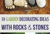 Garden decorate ideas