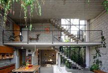 fab spaces / by Alice Cartan
