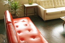 Orange Couches / by Al Jazeera's The Stream