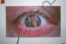 "2013 Dario Ferreri - DF ART  Series ""In pop oculo … veritas"" / (…Truth in the pop eye…  Vérité dans pop des yeux … Nell'occhio pop … la verità) personal interpretation of a provocative pop theme. Info to: dfpopsurrealism@facebook.com"