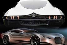 My dream ride's / sports cars