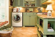 Home:  Laundry Rooms / by Cheryl Stone