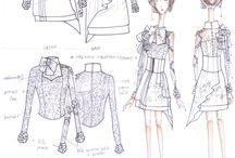 fashion design / create idea