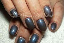 my nails / ce sont mes réalisation d'ongle en gel ou résine avec plein d'idées Nail-Art