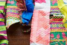 Warp + Weft / Handloom handwoven textiles / by Kristina Lacson McConnico