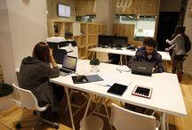 Coworkings Valladolid / Coworkings y lugares de trabajo en Valladolid.