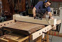 DIY drewno
