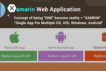Xamarin Web Application
