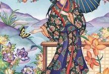 Japon kızı