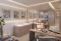 Interiores l Consultórios