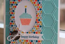 Handmade Cards- SU- Patterned Occasions / SU patterned occasions stamp set