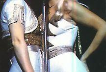 ABBA Australian tour costumes