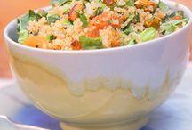Recipes - Salads / by Valerie Bonacci