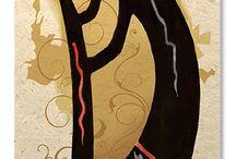 native,cave art,petroglyphs,prehistoric,etc. / by Bruce Laye