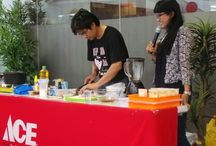 event 14: Cooking Class @ ACE HARDWARE TKI