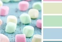Pastel Colors Palette