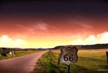 Route 66 / by Steve Boling