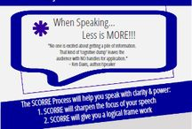 Writing: Speaking Tips / For writers: speaking tips, because every writer will be a speaker at some point