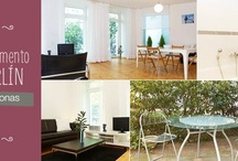 Boutique PdC - Lodging we love in Europe / Plandechicas selection of the best and cutiest appartments in Europe for our friend trips!