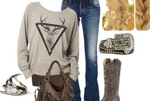 Country Girl / by Alexis Smith Koonce