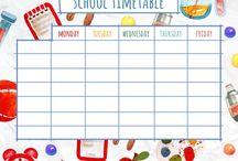 -Timetable-
