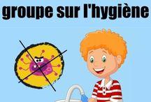 Éducation à l'hygiène