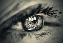 Eyes / by Hannah Raunio