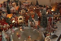 CHRISTMAS VILLAGE / by Linda Staner