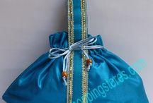 Thamboolam Bags (Wedding Return Gift Bags) / Thamboolam Bags also called as Wedding Return Gift Bags and Marriage Return Gift Bags