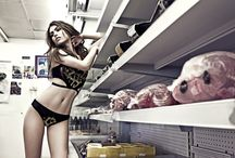 Reckless Wolf / Exclusively online lingerie and outerwear for the modern girl with a cheeky wild side