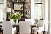 Dining Rooms  / by Karin Eckerson