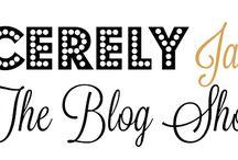 Sincerely Jacqueline | The Blog Shop / Shop and Buy items from Sincerely Jacqueline Website