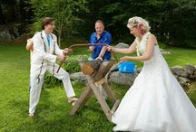 Rustic Fun / Outdoor Destination Wedding Fun!